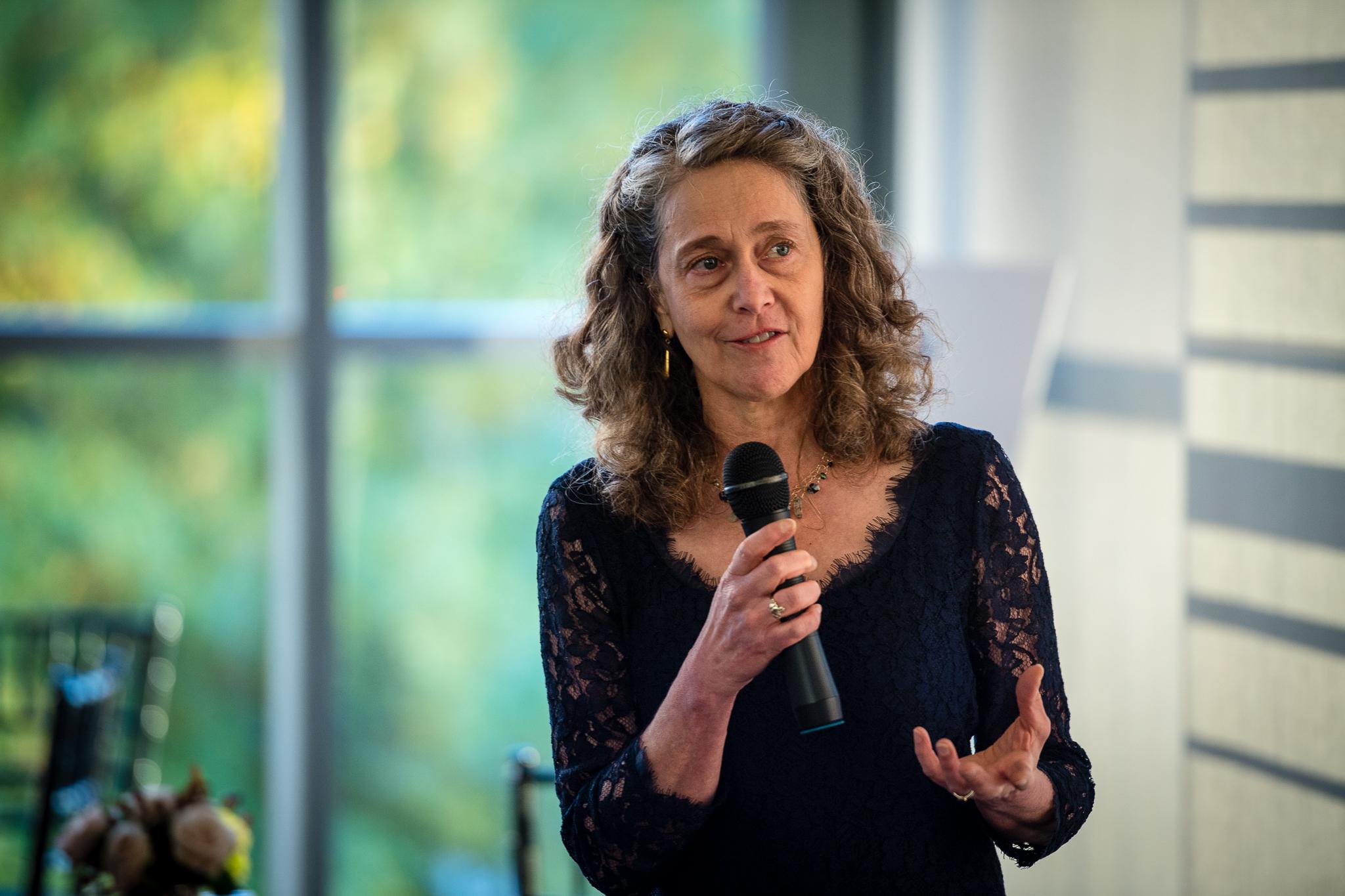 The Trust Project's Sally Lehrman