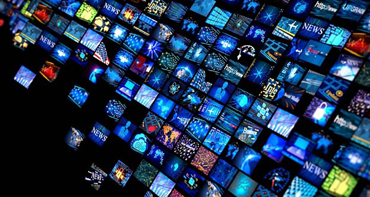 Multimedia screens